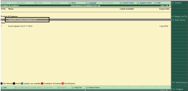 """One Click"""" Tally Integration – Unicommerce Support Portal"""